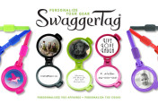 SwaggerTag Identification Tags, 6 colors, 3 open